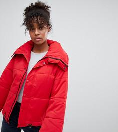 Дутая куртка Mink Pink Strike - Красный Minkpink
