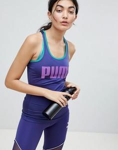 Майка Puma - Фиолетовый