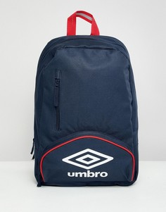 Рюкзак с логотипом Umbro Corwin - Темно-синий
