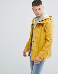 Фестивальная прорезиненная куртка Another Influence - Желтый