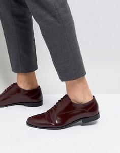 Блестящие туфли дерби KG By Kurt Geiger Rayleigh - Красный
