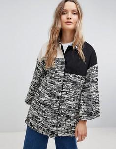 Куртка со вставками Lavand - Черный