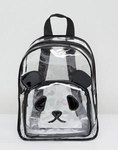 Пластиковый рюкзак Yoki Fashion - Очистить