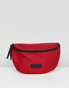 Красная сумка-кошелек на пояс Consigned - Красный