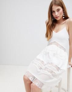 Платье-майка Glamorous - Белый