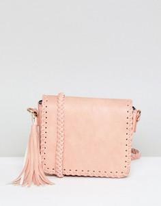 Сумка через плечо Yoki Fashion - Розовый