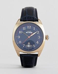 Темно-синие часы Vivenne Westwood Hampstead - Темно-синий