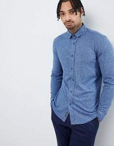 Рубашка на пуговицах Tokyo Laundry - Синий