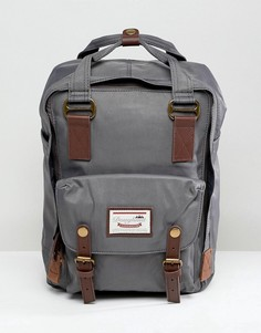 Темно-серый рюкзак Doughnut Macaroon - Серый