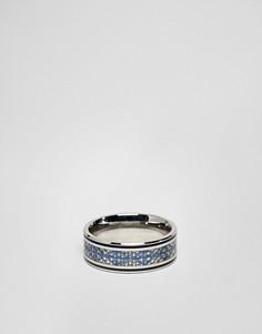 Кольцо с гравировкой Seven London - Серебряный
