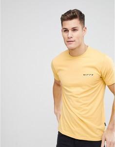 Желтая футболка с логотипом Nicce London - Желтый