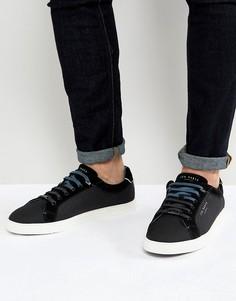 Черные кроссовки Ted Baker Sarpio - Черный