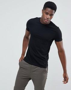 Черная футболка Celio - Черный