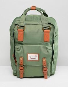 Зеленый рюкзак Doughnut Macaroon - Зеленый