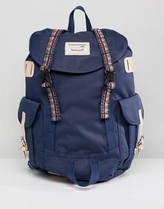 Темно-синий рюкзак Doughnut Macaroon Woodland Bo-He - Темно-синий