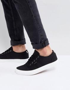 Парусиновые кроссовки Jack & Jones - Черный