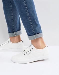 Парусиновые кроссовки Jack & Jones - Белый