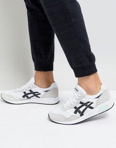 Белые кроссовки Asics Lyte H8K2L-0190 - Белый