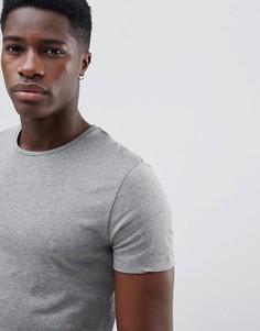 Серая футболка Celio - Серый