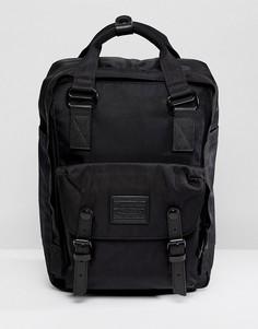 Черный рюкзак Doughnut Macaroon - Черный
