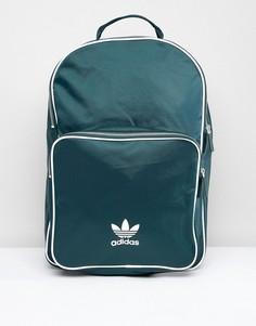 Зеленый рюкзак adidas Originals adicolor CW0629 - Зеленый