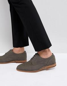 Серые туфли со шнуровкой Call It Spring - Серый