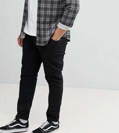 Черные джинсы скинни ASOS DESIGN Plus - Черный