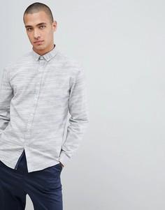 Белая рубашка Lindbergh - Синий