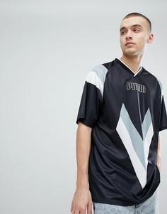 Черная футболка Puma Heritage 57499801 - Черный