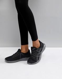 Черные кроссовки Asics Running Nitrofuze 2 - Черный