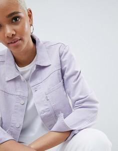 Куртка Levis Line 8 - Фиолетовый