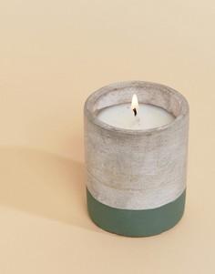 Свеча с ароматом эвкалипта и сандалового дерева Paddywax Urban - 3,5 унции - Мульти