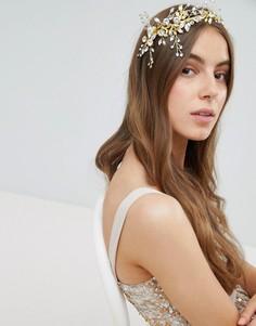 Украшение для волос Stone & Rose - Золотой