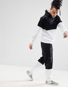 Черный спортивный костюм с контрастными вставками Champion - Черный