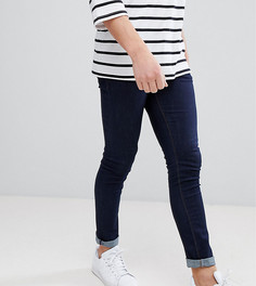 Синие джинсы скинни Noak - Синий