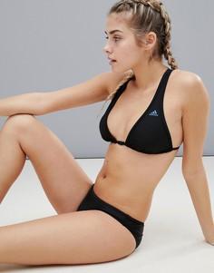 Черный купальник бикини adidas - Черный