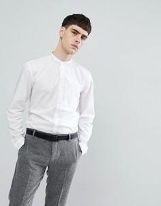 Белая рубашка с воротником на пуговице Lindbergh - Белый