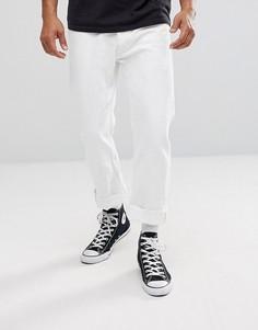 Белые укороченные джинсы суженного книзу кроя Levis 501 - Белый Levis®