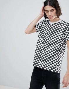 Футболка в шахматную клетку Levis - Белый Levis®