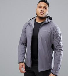 Куртка для бега ASOS 4505 PLUS - Серый