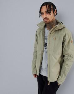 Зеленая куртка Fjallraven Sten - Зеленый