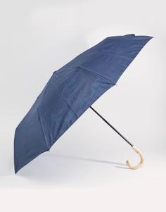 Зонт Ted Baker Geog - Темно-синий