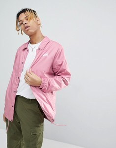 Розовая спортивная куртка Nike SB 829509-678 - Розовый