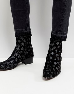 Ботинки Jeffery West Murphy - Черный