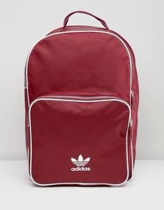Бордовый рюкзак adidas Originals adicolor CW0627 - Красный