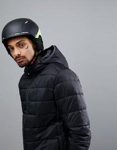 Лыжный шлем Head Tucker Boa - Черный