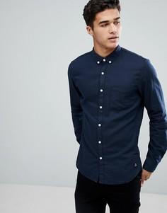 Темно-синяя рубашка Tom Tailor - Темно-синий
