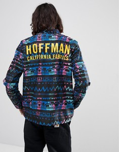 Спортивная куртка с ацтекским принтом Herschel Supply Co - Мульти