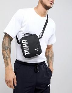 Черная сумка Puma Pioneer 07471701 - Черный