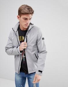 Куртка с карманами Jack & Jones Core - Серый